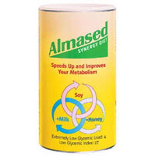 How to mix almased
